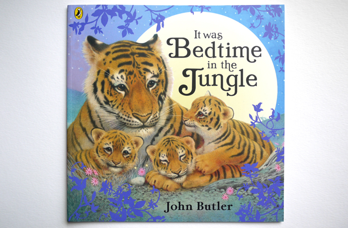 It was Bedtime in the Jungle.