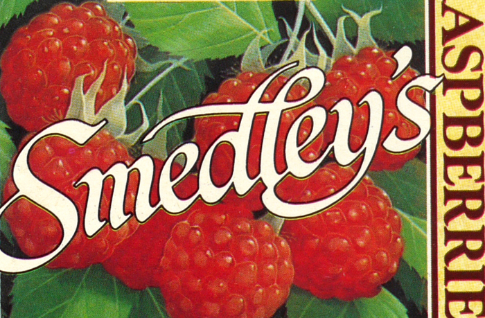 Smedley's canned packaging